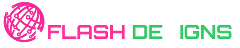 FlashDezigns Logo